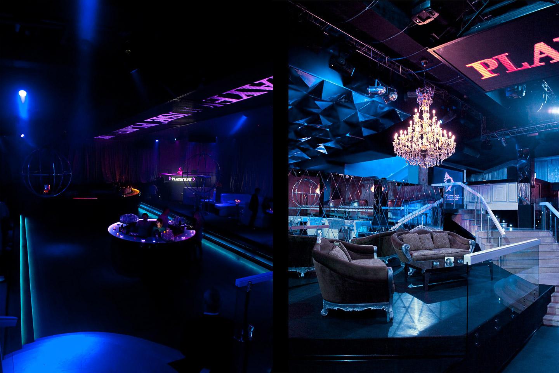 ночной клуб на Китай-городе