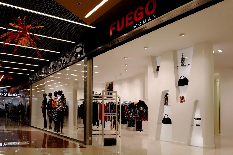 бутик FUEGO на Семеновской площади